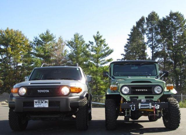 El Antes y Después de 22 de  Vehiculos