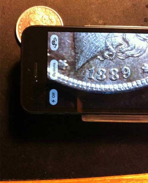 Cómo hacer una lente macro para el móvil/celular/Smartphone