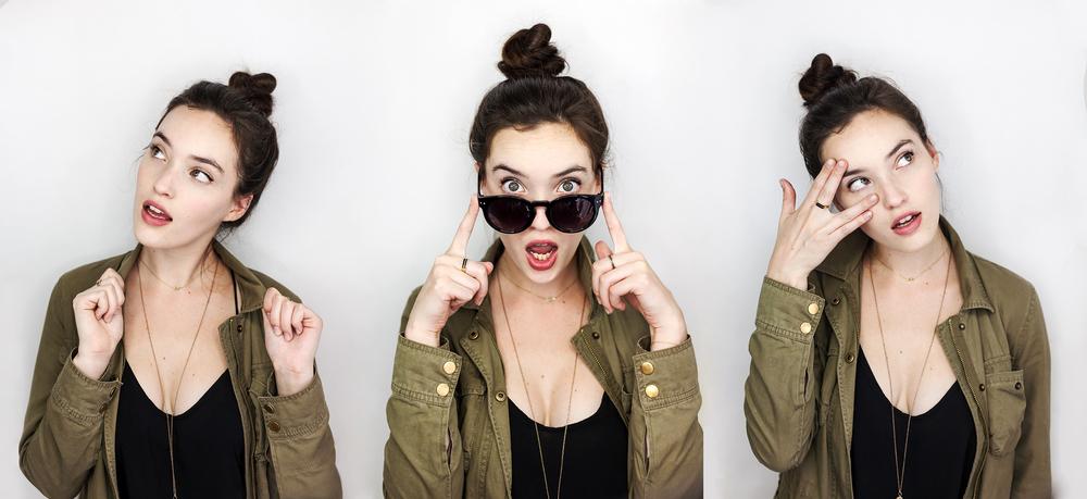 Megan Fay model