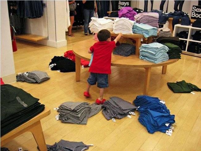 niños-compras
