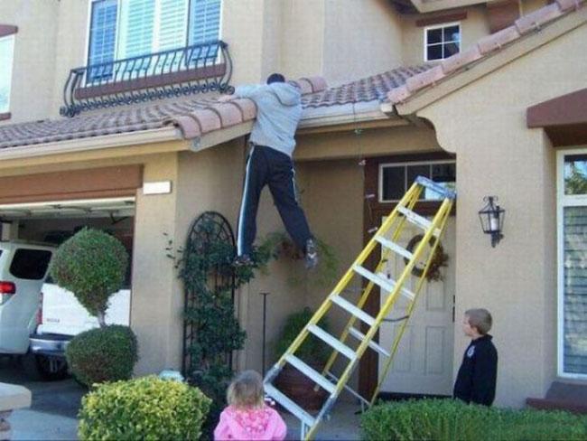 niños-escalera