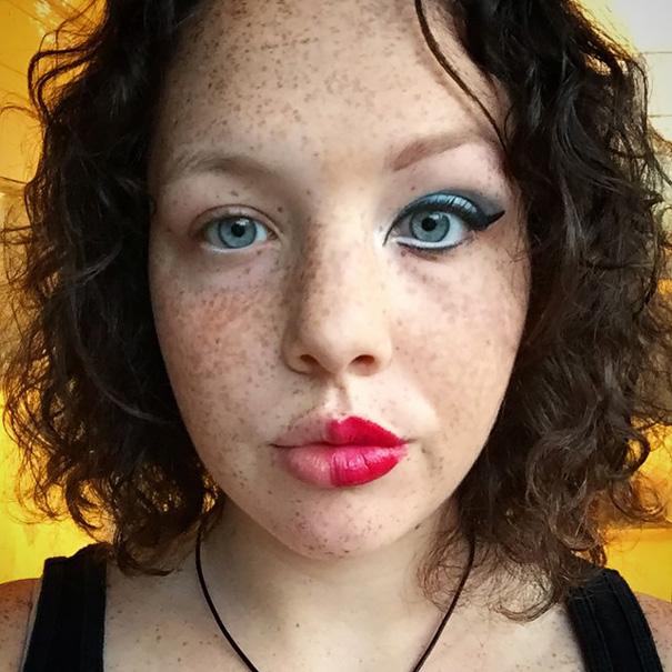 power-of-makeup-selfies-half-face-trend-2__605