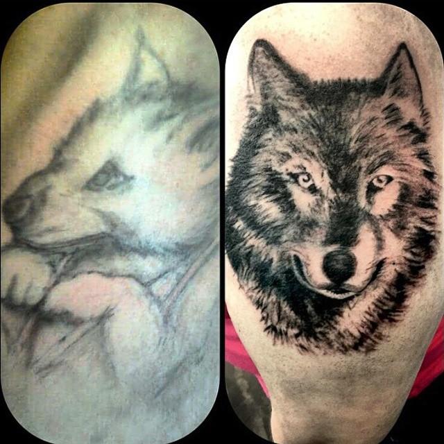 20 Tatuajes Terribles Que Tuvieron Una Segunda Oportunidad
