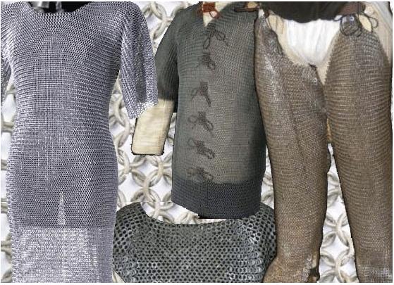 Cotas-de-malla-metálica-para-cubrir-total-o-parcialmente-el-cuerpo