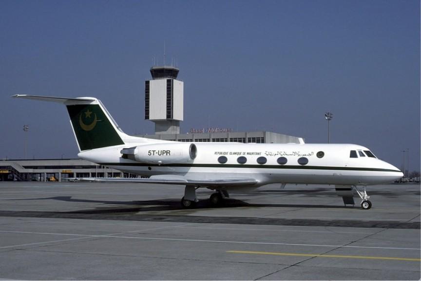 Un-jet-privado-Gulfstream-II-–-4.9-millones-de-dólares
