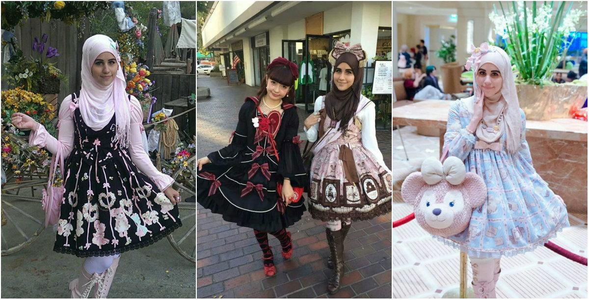 fd05792ee Conoce la nueva y EXTRAÑA tendencia musulmana inspirada en la moda ...