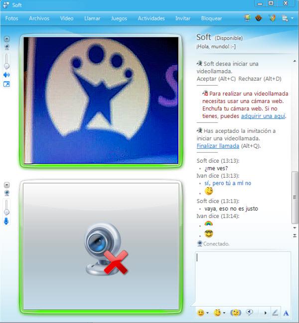 simulawebcam