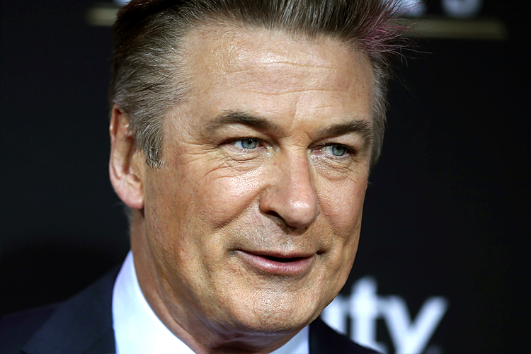 Host Alec Baldwin arrives at the 2nd Annual NFL Honors in New Orleans