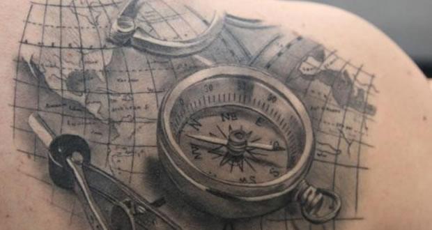 34 Tatuajes Que Te Encantará Tener Si Amas Viajar Me Encanta El 7