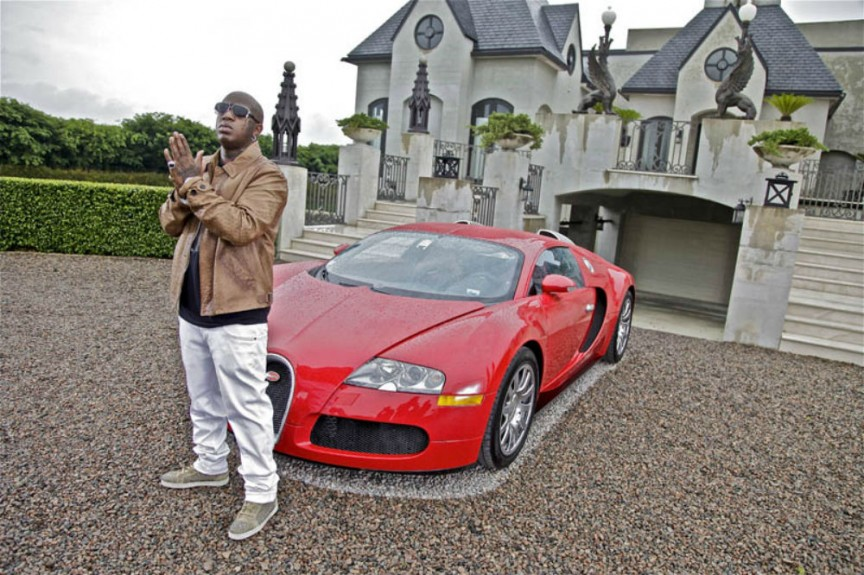Birdman-–-Bugatti-Veyron-–-2-millones-de-dólares