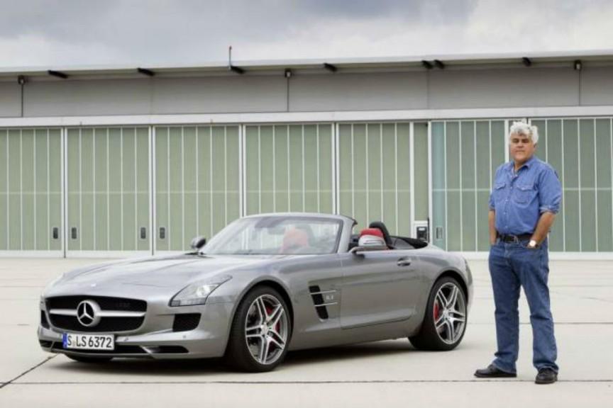 Jay-Leno-–-Mercedes-Benz-SLR-McLaren-–-500k