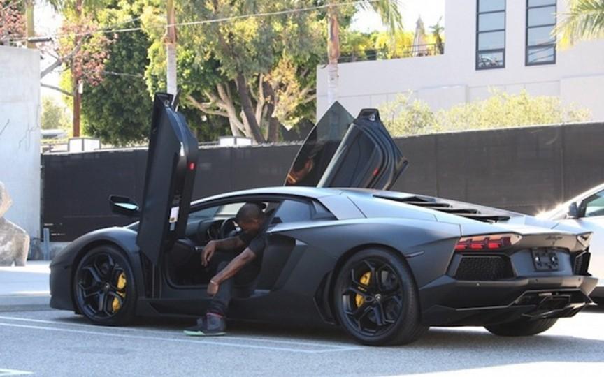 Kanye-West-–-Lamborghini-Aventador-–-750k