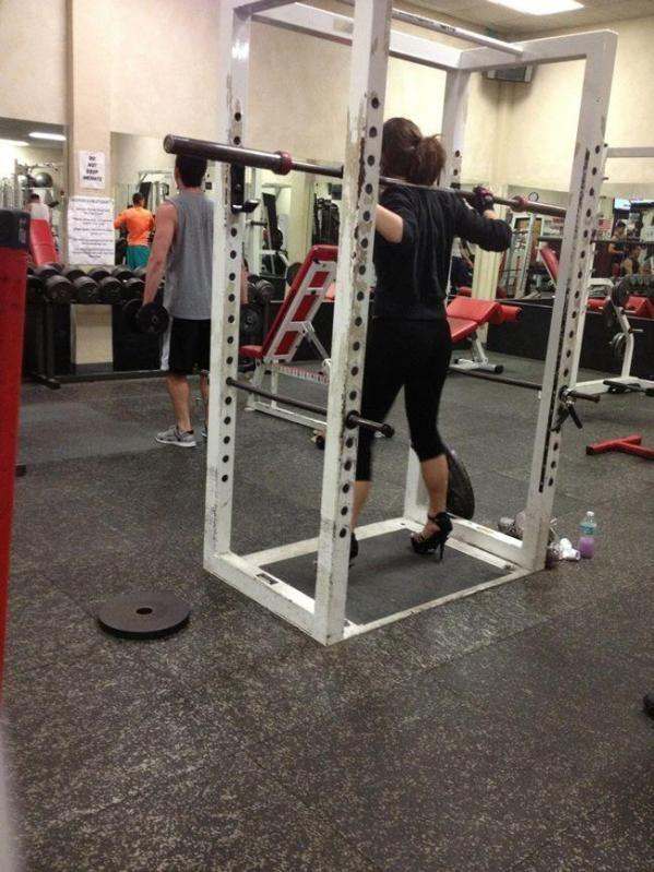 gym-tacones