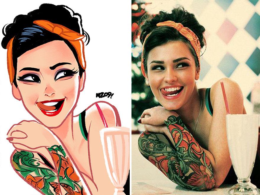 ilustraciones-digitales-retratos-gente-julio-cesar-12