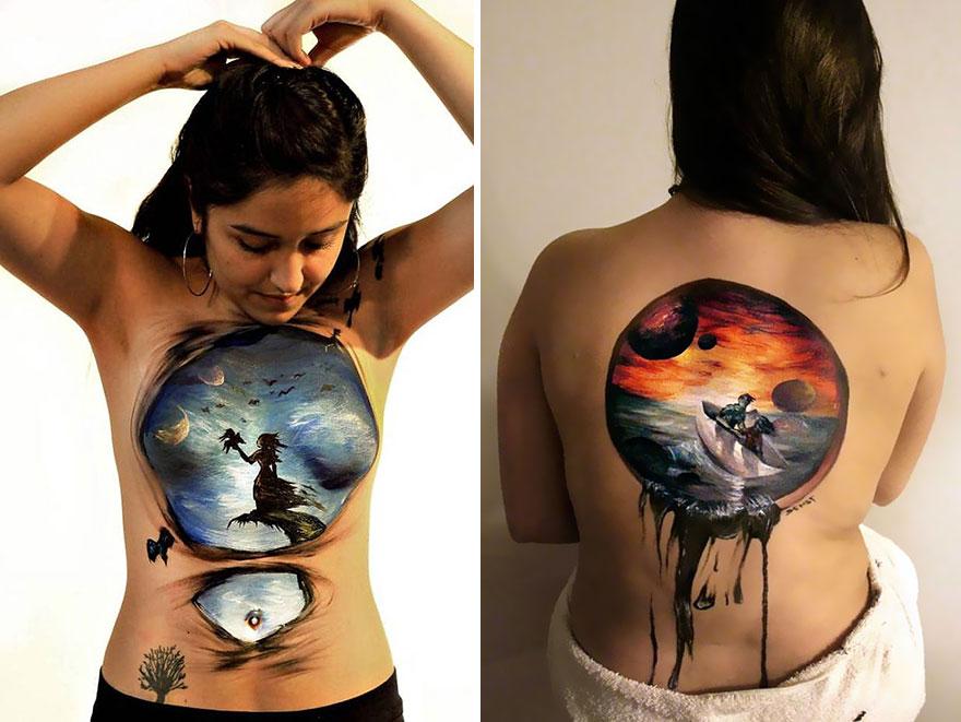 mujer-despedazandose-body-painting-jeampiere-dinamarca-poque-3