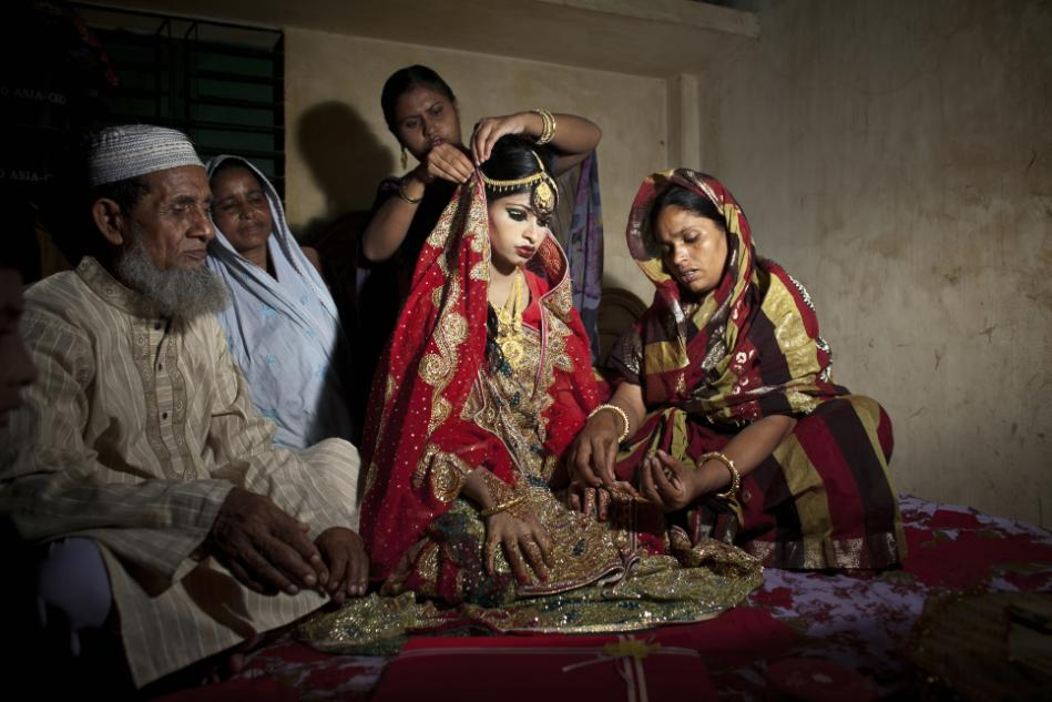 Child Marriage In Bangladesh