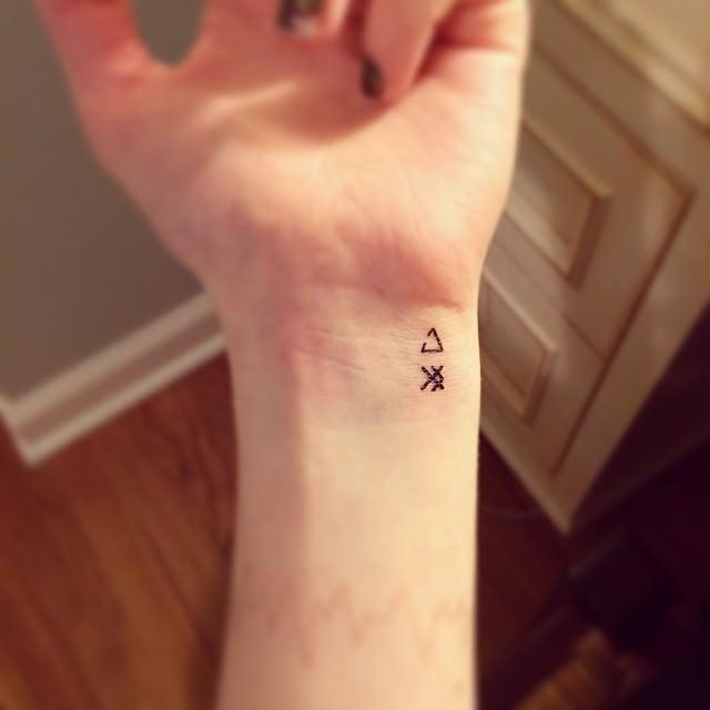 Tatuajes Que Simbolizan Fuerza Interior 20 pequeños tatuajes que esconden grandes significados ¡me encanta