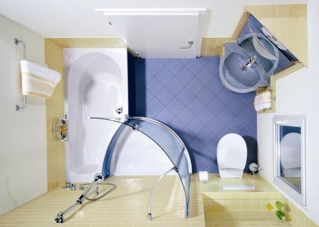 11 ideas ingeniosas para rediseñar un cuarto de baño pequeño ...