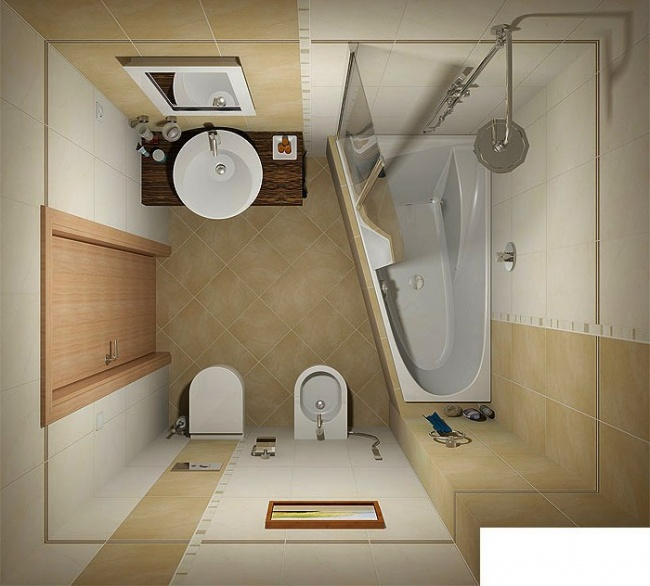 11 Ideas ingeniosas para rediseñar un cuarto de baño pequeño