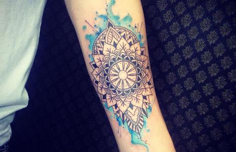 23 Tatuajes De Mandalas Temporales O Permanentes Que Tus Manos