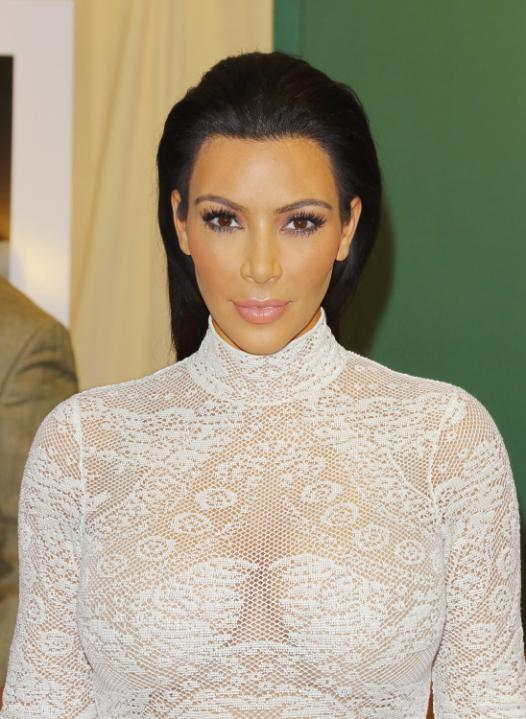 "Kim Kardashian Signs Copies Of ""Selfish"""