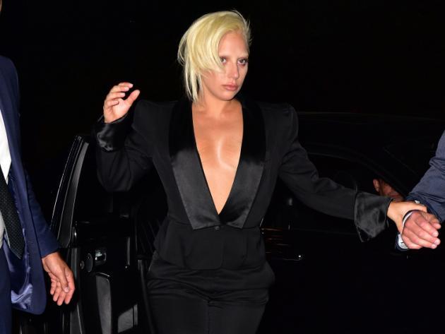 Celebrity Sightings In New York City - June 24, 2015
