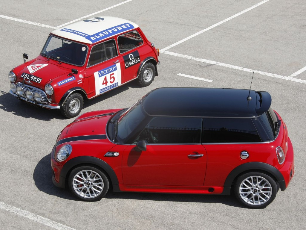 MINI JOHN COOPER WORKS FOR EDITORIAL PURPOSES ONLY