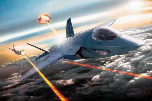 laser-guns
