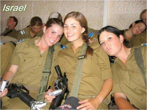 mujer-soldado-israel