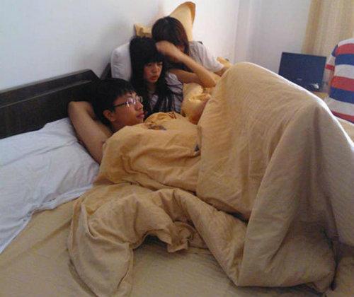 En Dongguan, China, los pobres comparten novia