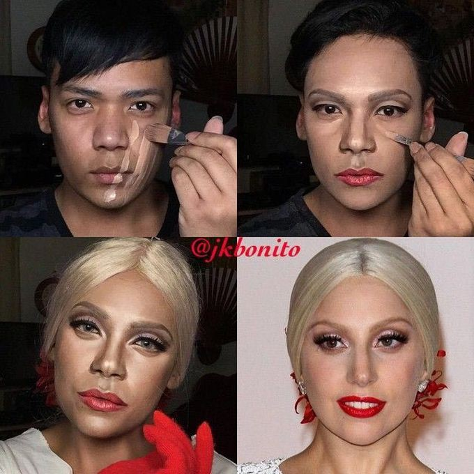 maquillaje extreme