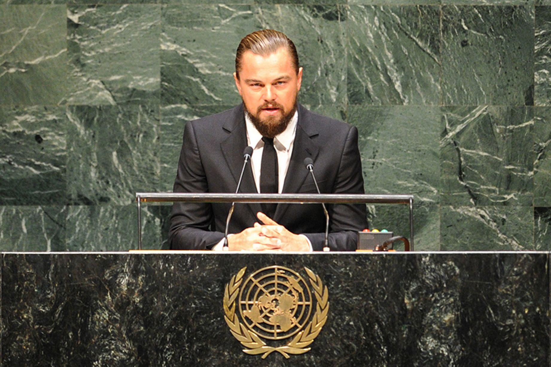 14 Curiosidades sobre Leonardo DiCaprio que NO sabías