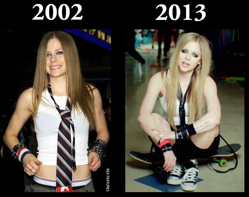Teoría conspirativa sobre la Muerte de Avril Lavigne ... Avril Lavigne Conspiracy