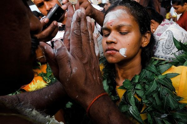 Malaysian Hindus Gather To Celebrate The Annual Thaipusam Festival