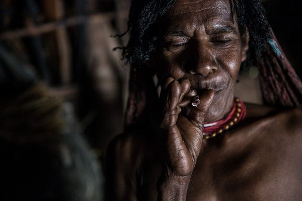 The Ancient Dani Tribe Of Papua