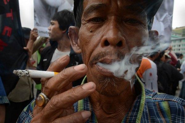 INDONESIA-HEALTH-TOBACCO