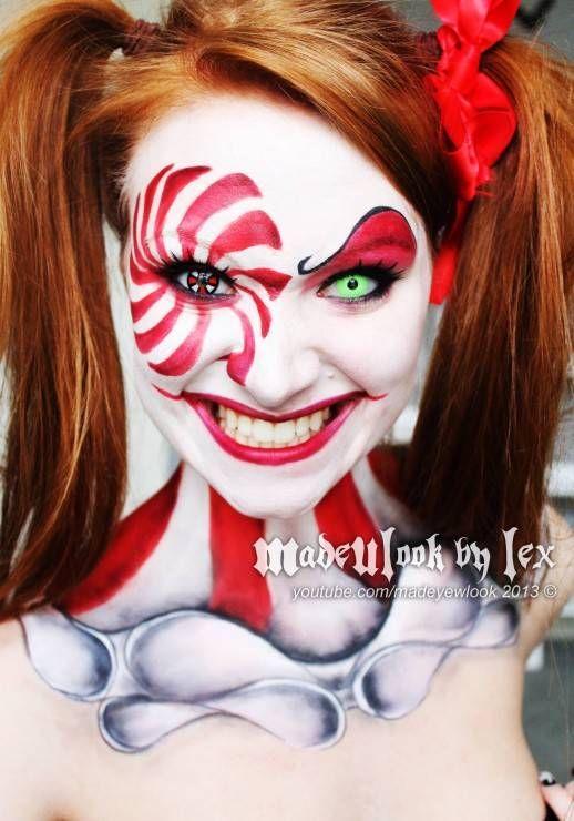 halloween-makeup-ideas-scary-clown-makeup