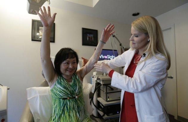 Dr. Jill Waibel, Kim Phuc