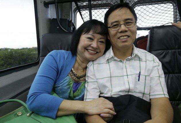 Kim Phuc, Toan Huy Bui