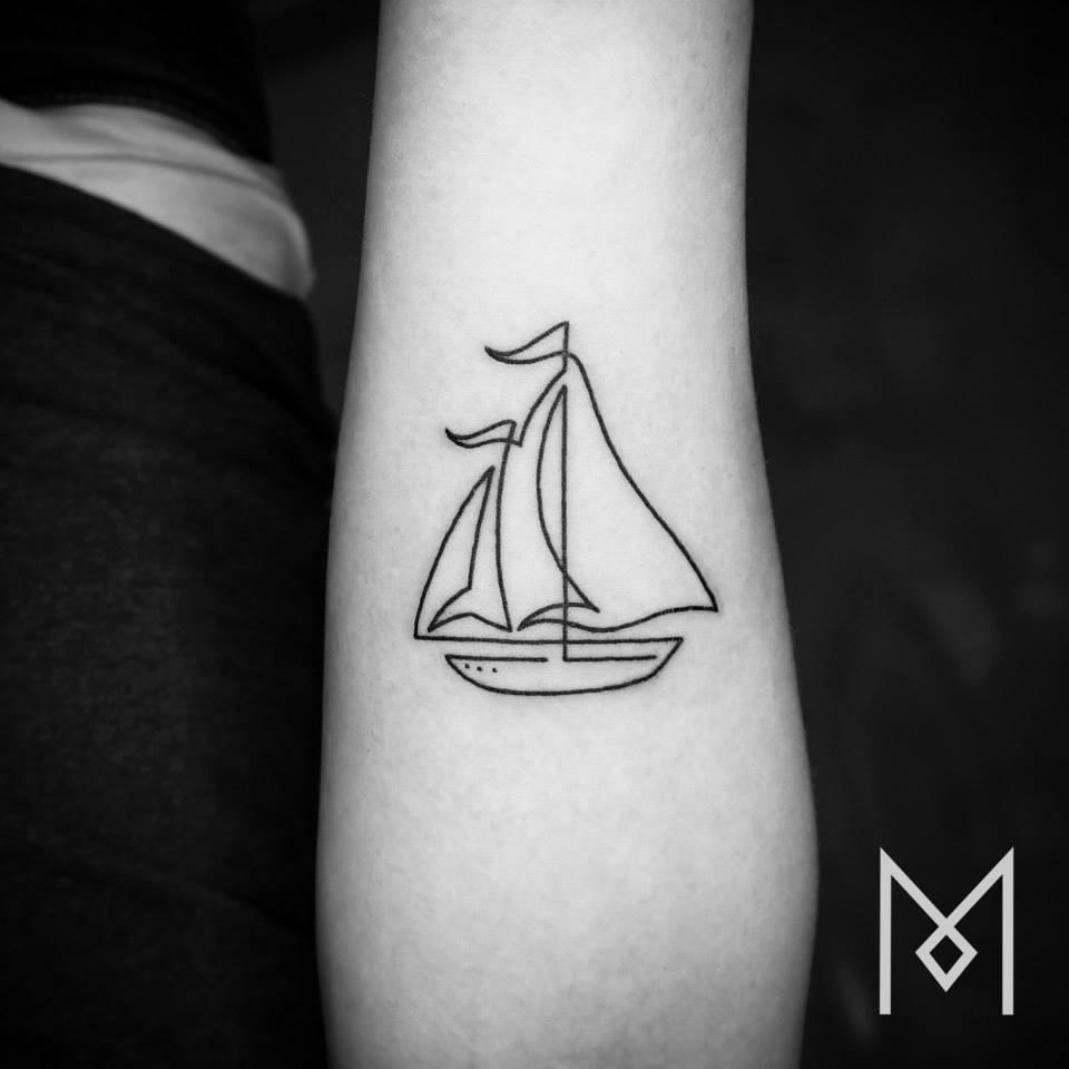 tatuajes-linea-continua-mo-ganji-16