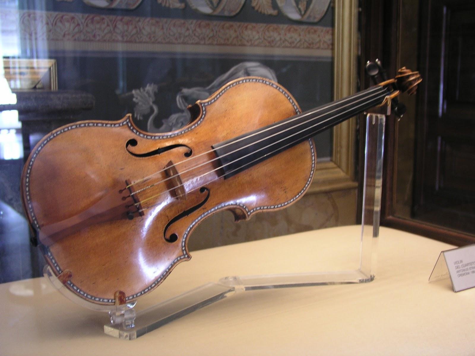 MUSICA STRADIVARIUS PalacioReal