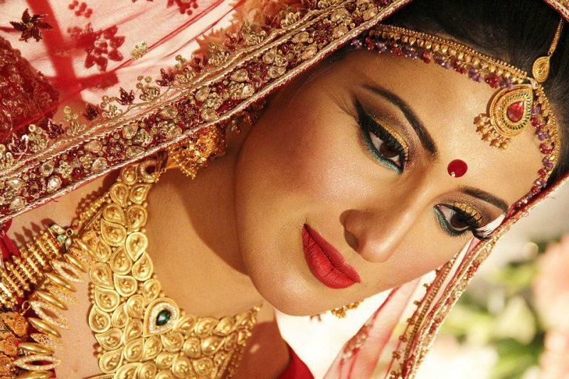 bindi-hindu-bride-north-india