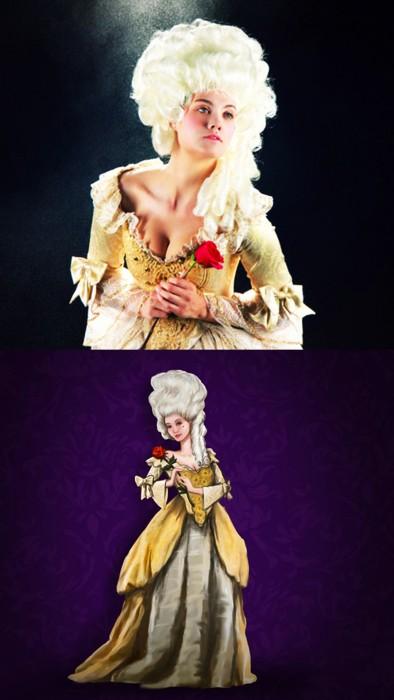 como-serian-las-princesas-en-su-época-original-2-394x700