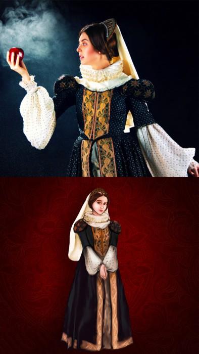 como-serian-las-princesas-en-su-época-original-4-394x700