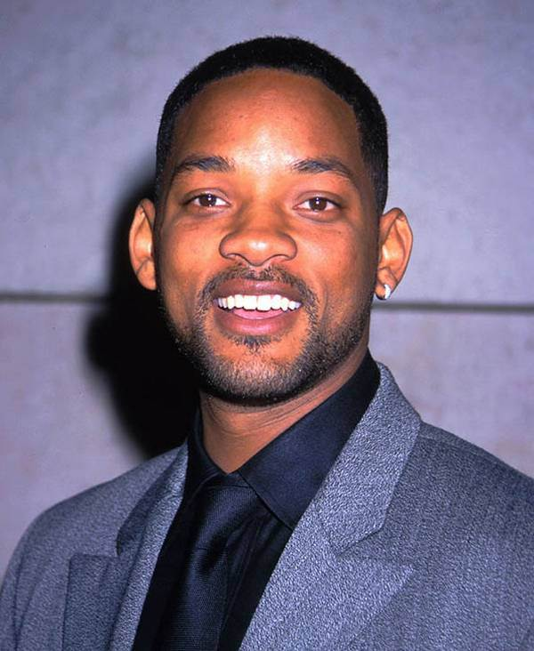 Actor/rapper Will Smith arrives