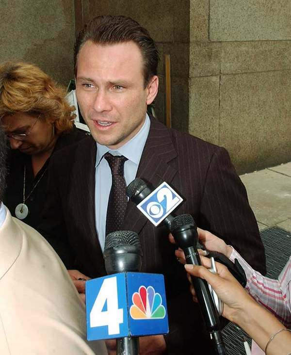Christian Slater Appears At Court For Control Hearing