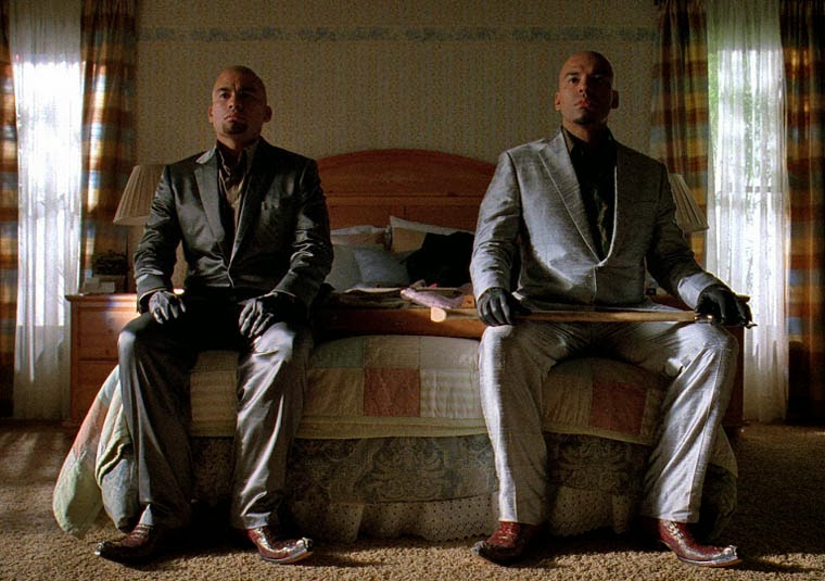 leyenda gemelos malvados