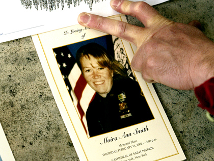 New York Patrolman's Benevolent Association repres