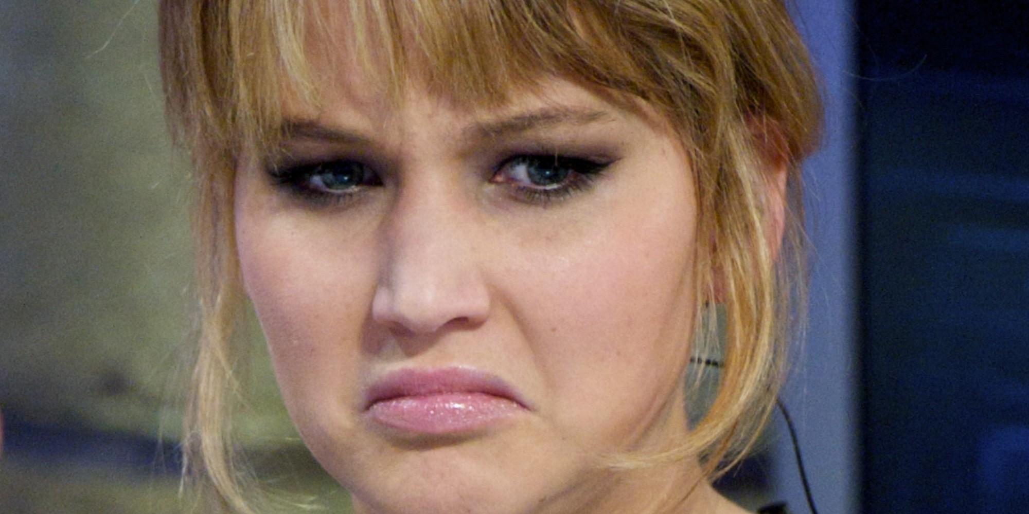 Jennifer Lawrence Attends 'El Hormiguero' Tv Show