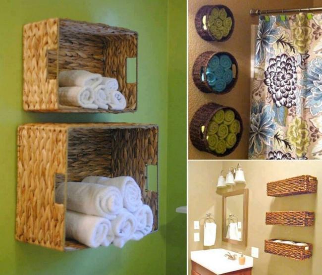 11 Útiles trucos para convertir tu baño
